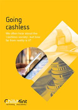 Going cashless